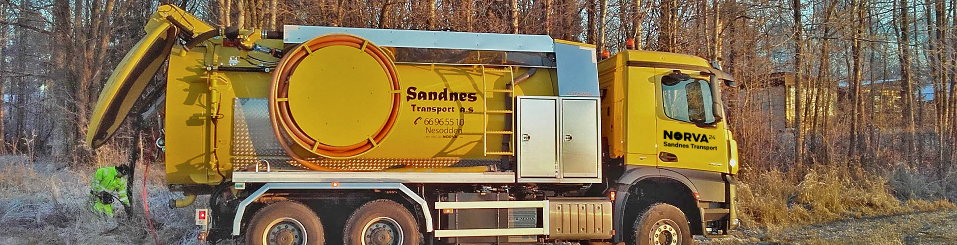 Norva24 Sandnes Transport